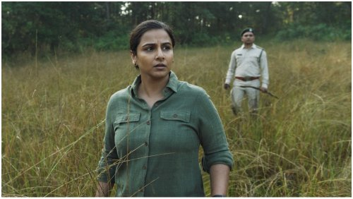 Vidya Balan Strikes Another Blow Against Patriarchy With Amazon's 'Sherni'
