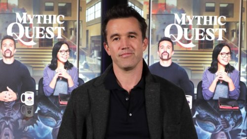 Rob McElhenney on 'Mythic Quest' Season 2, the C.W. 'Backstory' Episode and the Longevity of 'It's Always Sunny'