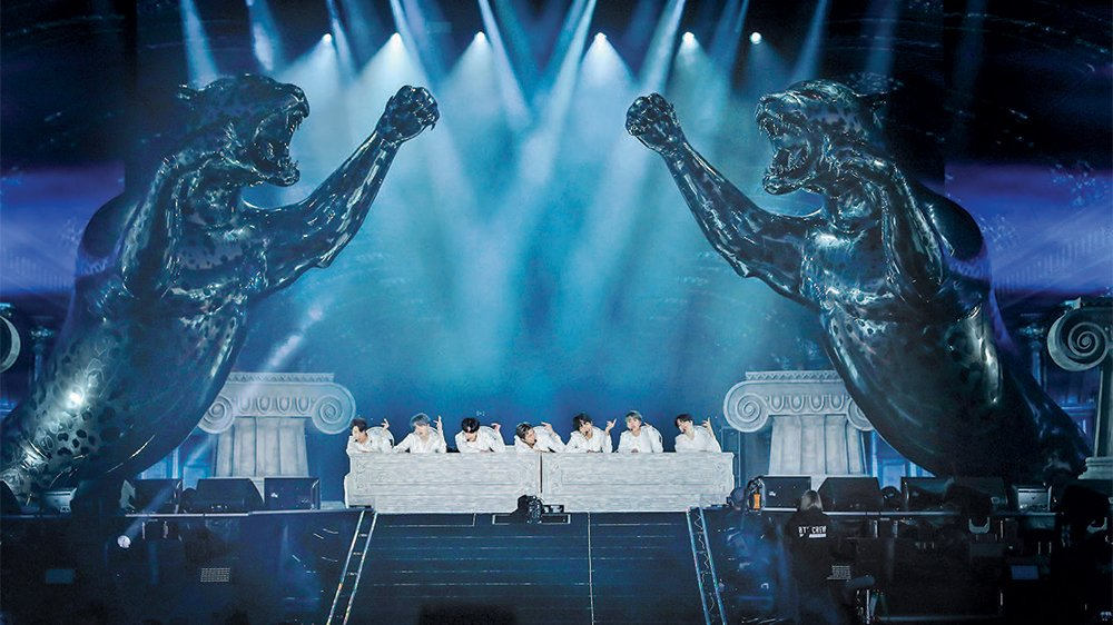 Big Hit Entertainment Is Betting on BTS as It Launches IPO