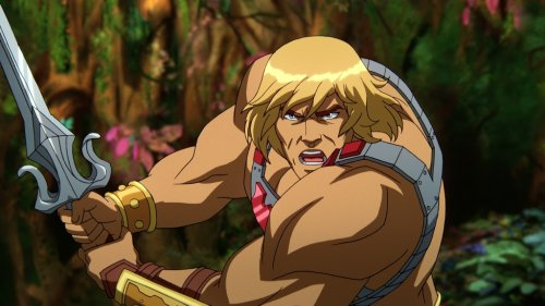 He-Man, Teela Makeovers Revealed in First Look at Netflix's 'Masters of the Universe: Revelation'