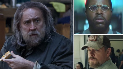 From Trump Supporters to Pig Pals, Unconventional Lead Roles Enter the Best Actor Race