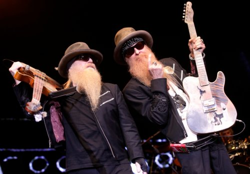 ZZ Top Will Carry On After Dusty Hill's Death, Billy Gibbons Says