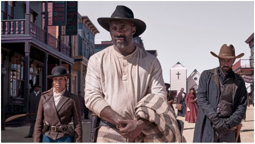Netflix's 'The Harder They Fall' With Idris Elba, Regina King, LaKeith Stanfield, to Open BFI London Film Festival