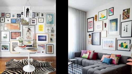 Mastering the Art of Hanging Art, Artistically
