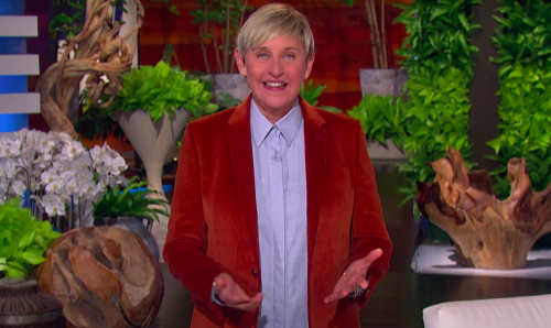 Ellen DeGeneres Says Toxic Workplace Claims Were 'Orchestrated' in First Interview After Announcing Show's End