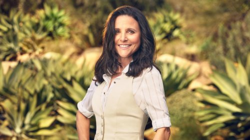 Julia Louis-Dreyfus on 'Veep,' 'Seinfeld' and Why Republicans Have 'Lost Their Minds'
