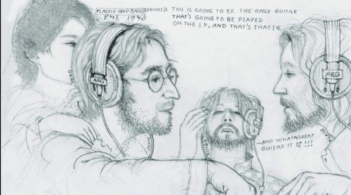 John Lennon's 'Plastic Ono Band': Klaus Voormann on Making the Classic Album and Why a New Boxed Set is Essential