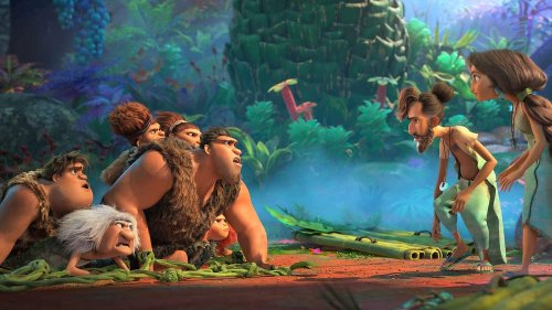 Korea Box Office: 'The Croods' Gets Boost From Children's Day Public Holiday