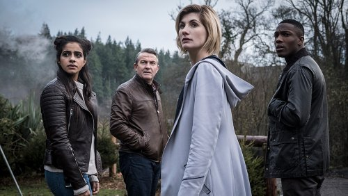 'Doctor Who' Loses Jodie Whittaker and Chris Chibnall After Three Seasons