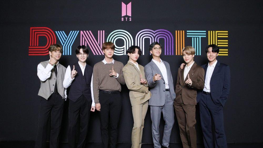 BTS Kicks Off Week-Long 'Tonight Show' Takeover