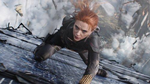 Scarlett Johansson Sues Disney for Breach of Contract Over 'Black Widow' Release