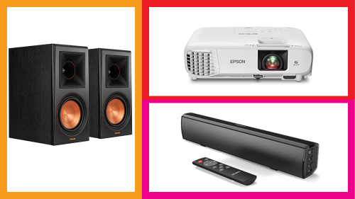 The Best Prime Day Sales on Home Entertainment From Record Players to Projectors