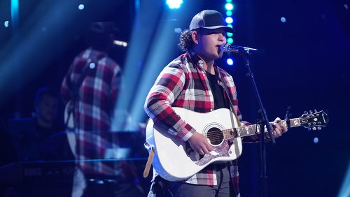 'American Idol' Finalist Caleb Kennedy Leaves Show in Wake of Controversial Social Media Post