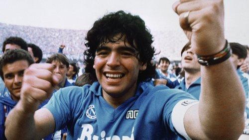 Soccer Legend Diego Maradona to Get Docuseries From Sofia Vergara's Latin World, Dhana Media