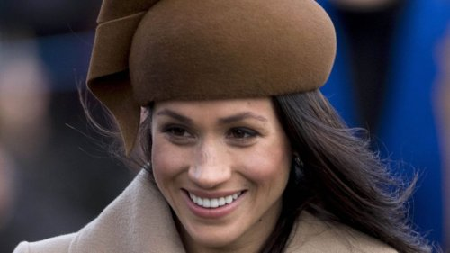 Meghan Markle Developing Animated Series 'Pearl' With David Furnish for Netflix