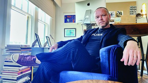 'Fargo' Boss Noah Hawley on the Works That Inform His Own Writing Process