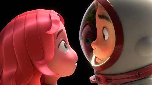 Joe Mateo Bows 'Blush,' the First Short Film from Apple Original Films, Skydance Animation