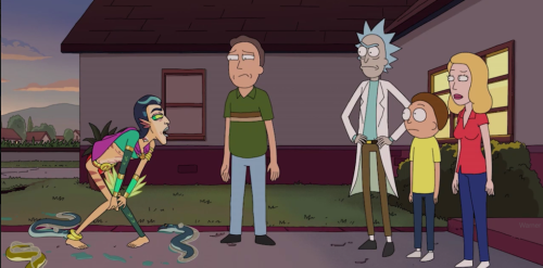 'Rick and Morty' Season 5 Premiere: Rick's Sworn Nemesis, Voiced by Dan Harmon, Sets Stage for Another Wild Ride