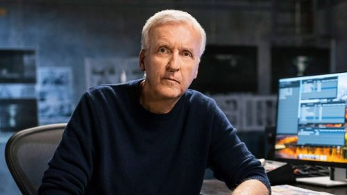 James Cameron Launches His First Online Filmmaking Class