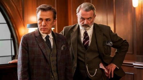 Sam Neill and Christoph Waltz to Star in 'The Portable Door' Film Adaptation (EXCLUSIVE)