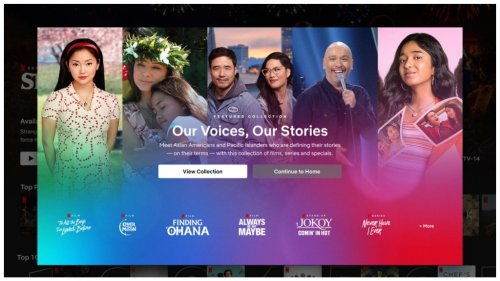 Netflix Launches Asian American and Pacific Islander Hub, National Campaign for AAPI Heritage Month (EXCLUSIVE)