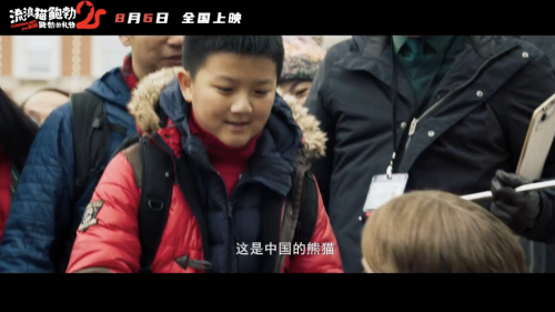 The First Foreign Film to Hit China in Weeks? A British Christmas Movie About a Cat