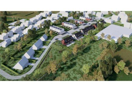 Vastgoed Unicum -     Zelzate, Woning             - Nog 9 nieuwgebouwde BEN-woningen vanaf € 238.125
