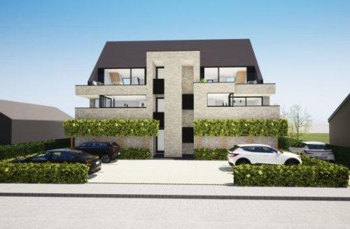 Vastgoed Unicum -             Architecturale, knappe residentie met 6 appartementen.