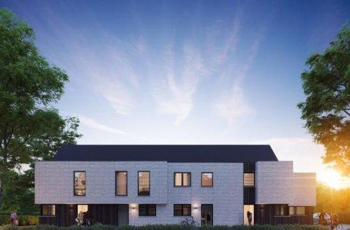 Vastgoed Unicum -             Woonproject De Eiken, moderne stijlvolle nieuwbouwwoningen in het centrum van Eeklo