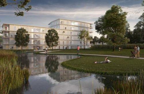 Vastgoed Unicum -             Residentie De Wegel - Uniek woonproject omgeven met groen nabij het centrum van Eeklo