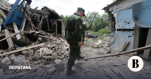 В ДНР сообщили о гибели четырех ополченцев при обстреле ВСУ