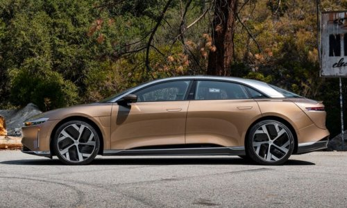 Lucid Officially Breaks EV Range Record With its Dream Edition Air