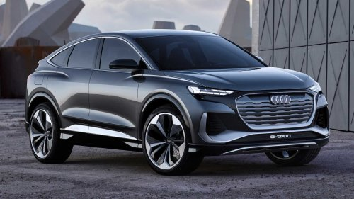 The All New Audi Q4 E-Tron Electric SUV Is Ready For Showtime