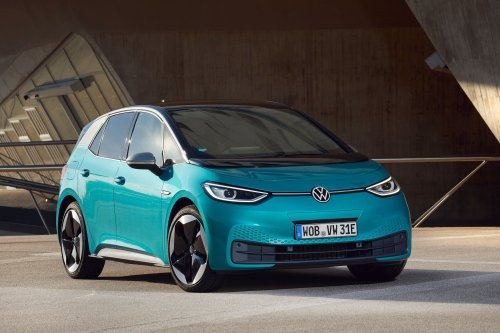 Volkswagen ID Series: Stepping Stone Towards an Electric Future