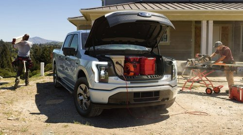Ford F-150 Lightning Premium Package Is Surprising As Competitive As Tesla Cybertruck