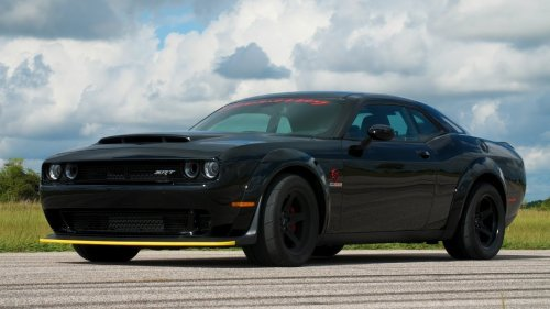 Dodge Quickest Electric Vehicle Set To Compete with Tesla Model S Plaid