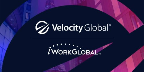Velocity Global acquires iWorkGlobal to accelerate remote work and global expansion platform; receives $100M growth investment from FFL Partners