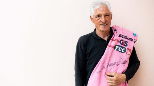 Francesco Moser: The Giro d'Italia's aging ambassador | VeloNews.com