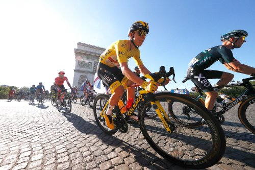 Tour de France: What the stars said after the peloton pulled in to Paris   VeloNews.com