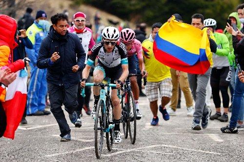 Giro d'Italia: What the stars said after Zoncolan slugfest   VeloNews.com