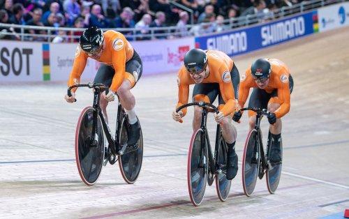 Olympic track cycling explainer: Team Sprint   VeloNews.com