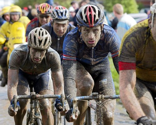 A rainy Paris-Roubaix? Forecasters calling for wet and sloppy weekend