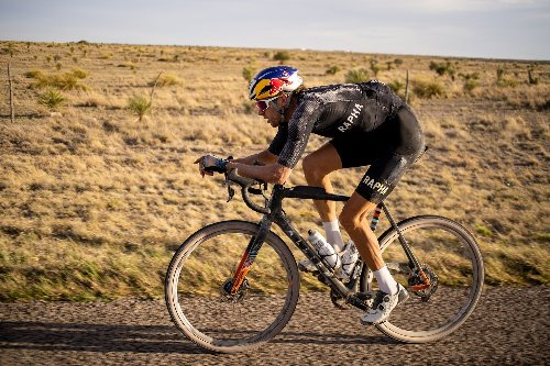 'Road to Nowhere' chronicles one of Colin Strickland's hardest efforts to date | VeloNews.com