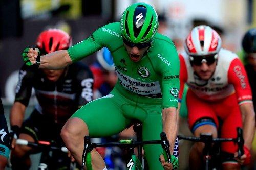 Peter Sagan, Sam Bennett, Caleb Ewan lead fight for Tour de France green jersey   VeloNews.com