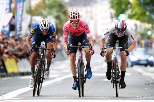 Neilson Powless sprints to fist pro win at Clásica San Sebastián | VeloNews.com