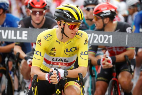 Tour de France champion Tadej Pogačar: 'I'm a good boy, I don't take shortcuts.'