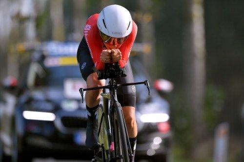 World championships: Anna Kiesenhofer rode TT with damaged forks after tech issue