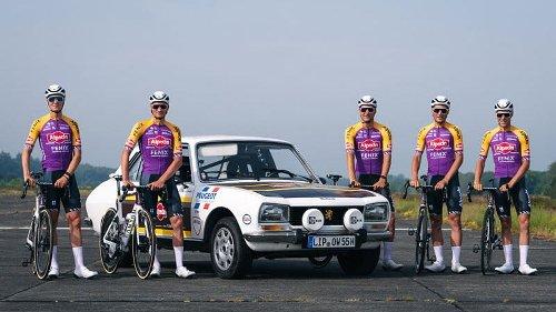 Alpecin-Fenix unveils retro-look Tour de France kit | VeloNews.com