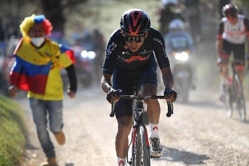 Giro d'Italia: Egan Bernal still searching for Tour de France magic | VeloNews.com