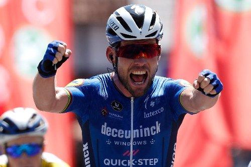 Is Mark Cavendish making his case for a Tour de France start?   VeloNews.com
